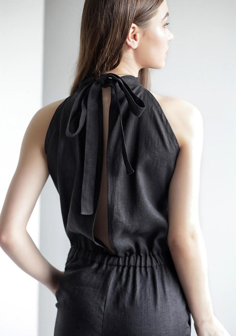 Linen jumpsuit Mila 6