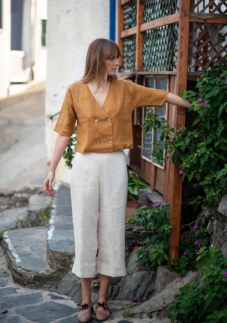 Linen pants Riley 9