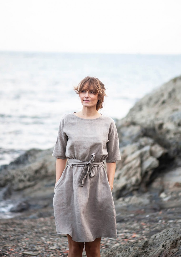 Linen dress Maeve 11
