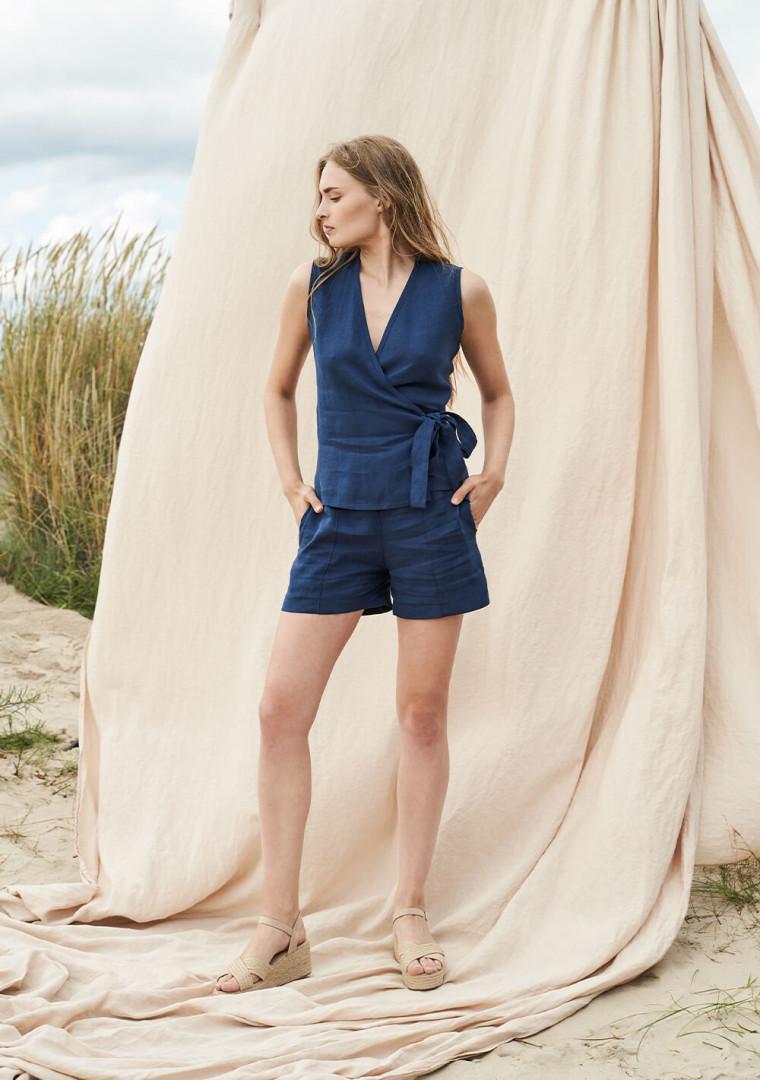 Linen shorts Tori 9