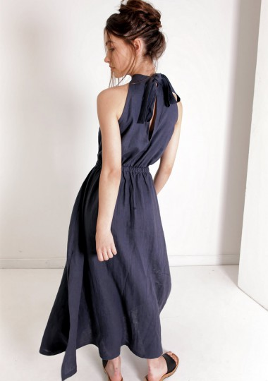 Linen dress Alicia