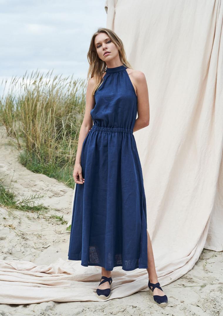Linen dress Alicia 7