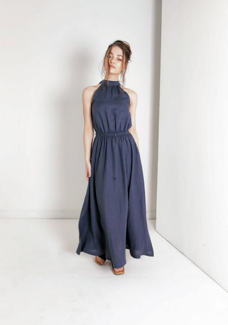 Linen dress Alicia 5