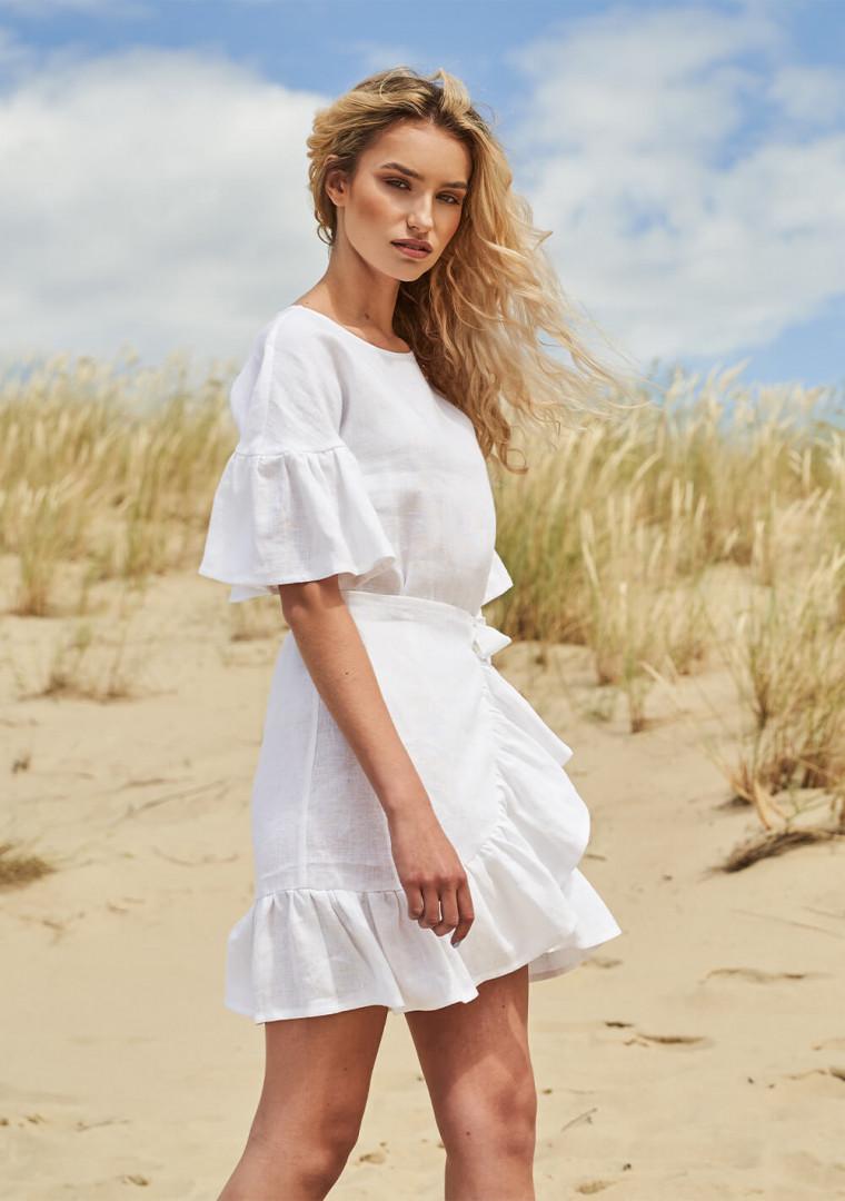 Linen dress Cheryl 3