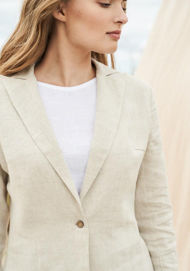 Linen jacket Colette 3