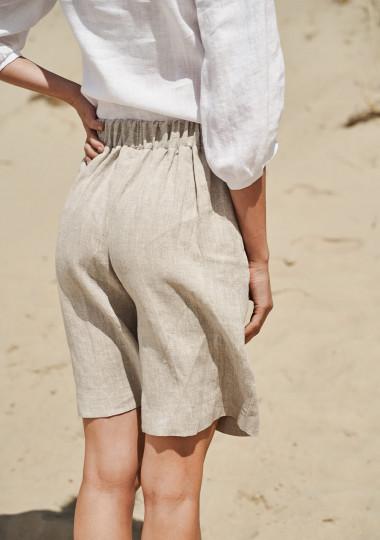 Linen shorts Anika