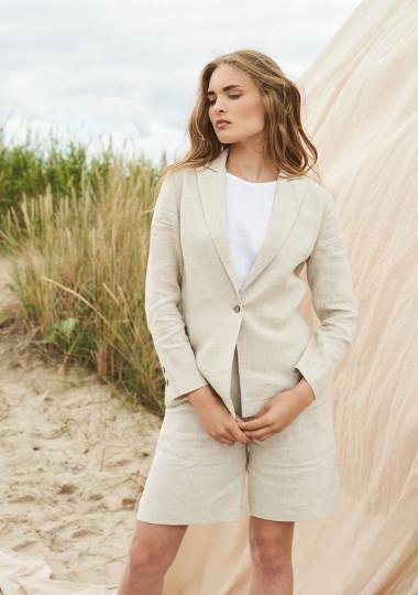 Linen jacket Colette