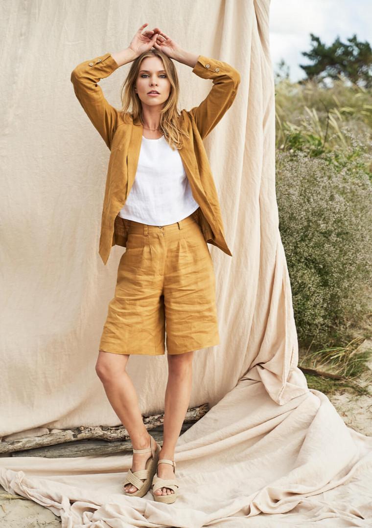 Linen jacket Colette 7
