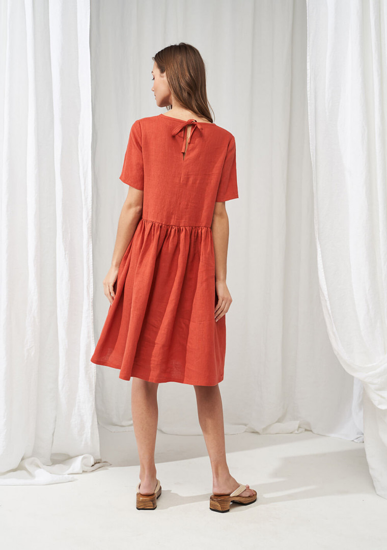 Linen dress Darling 2