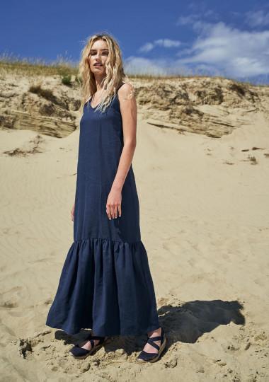 Linen cami dress Ophelia