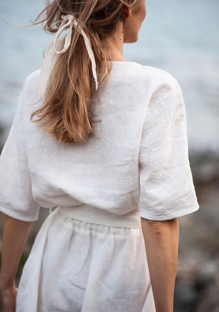 Linen dress Maeve 9