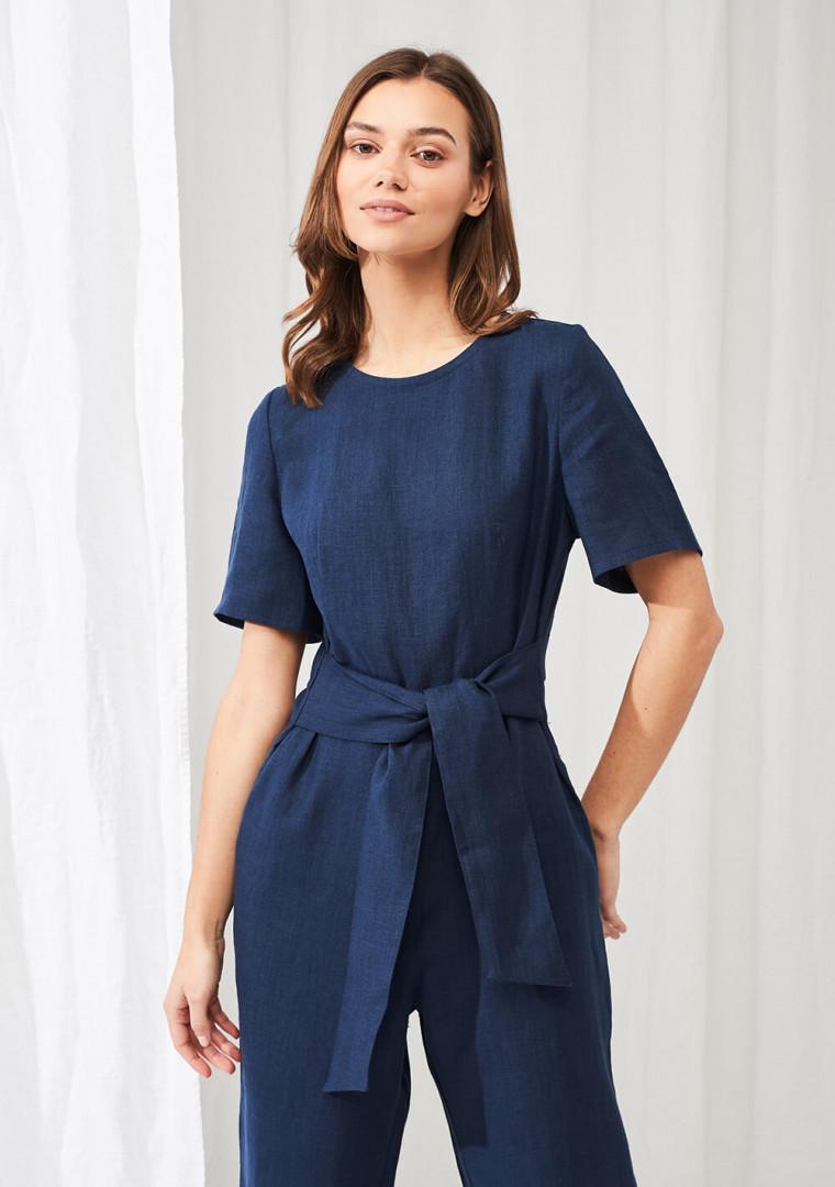Linen jumpsuit Avery 2