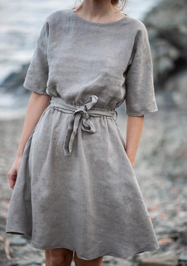 Linen dress Maeve