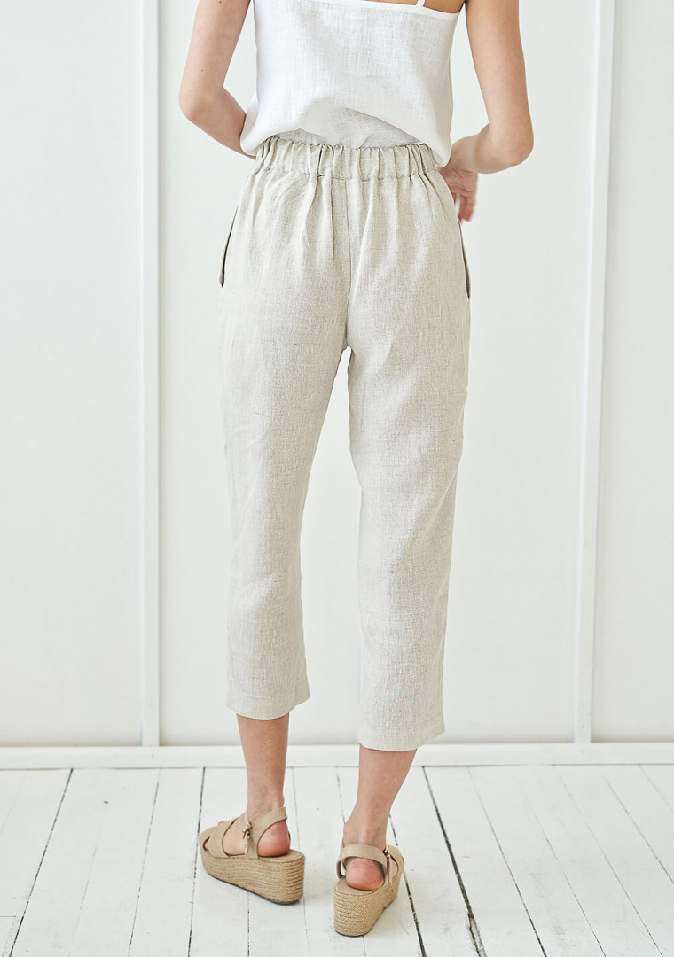 Linen pants Tori 10