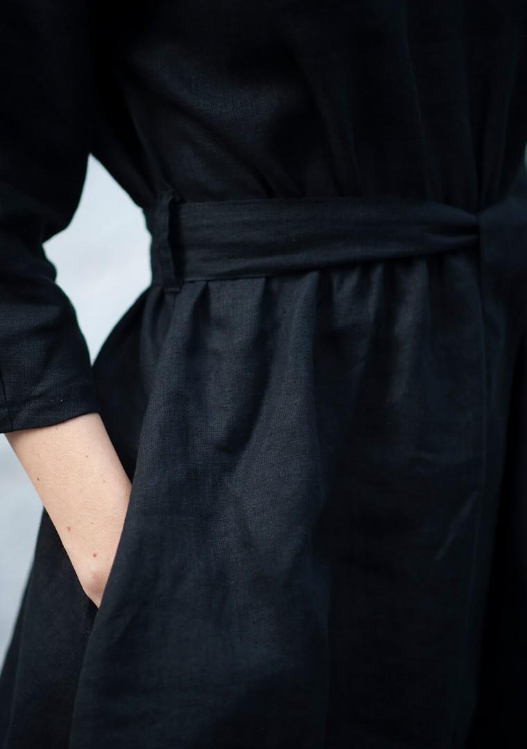 Linen dress Scarlett 6