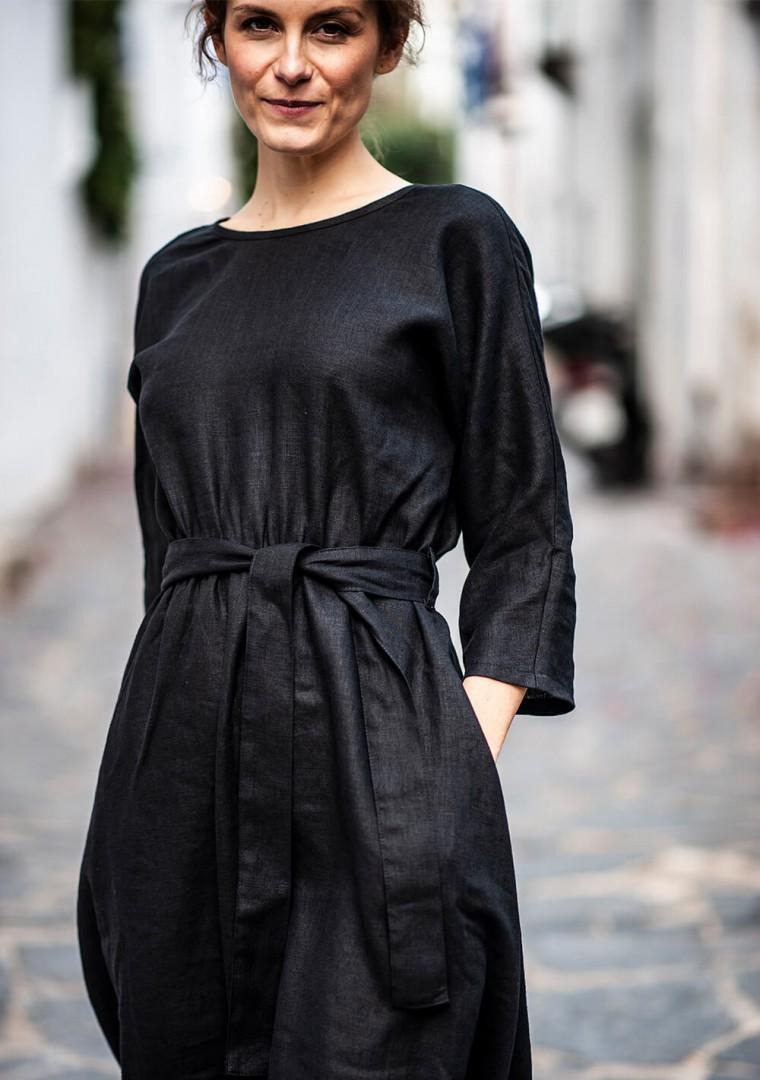 Linen dress Scarlett 4