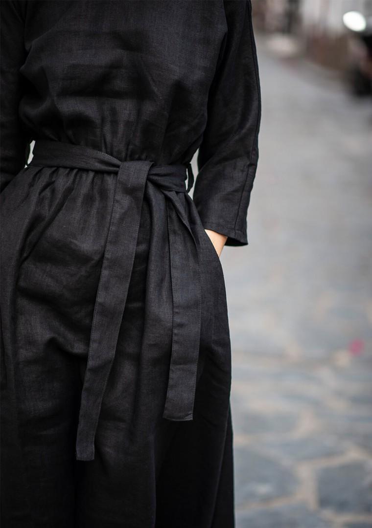 Linen dress Scarlett 8