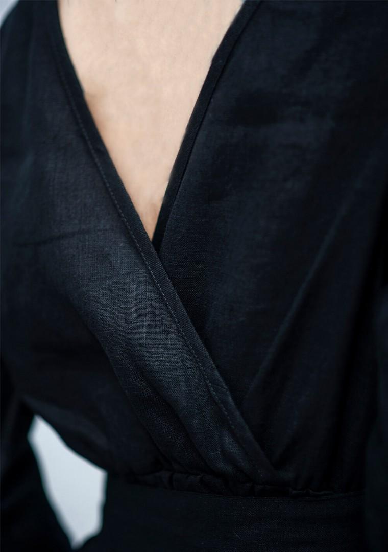 Linen dress Scarlett 9