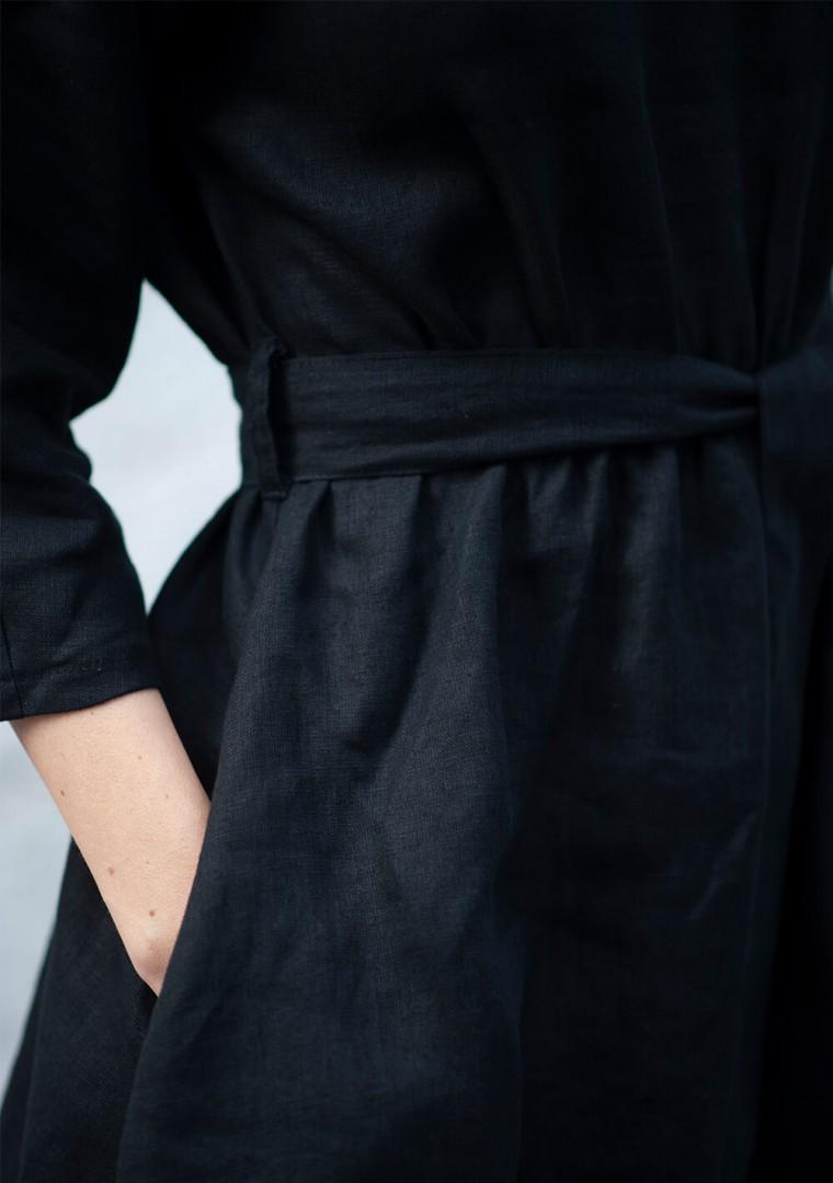 Linen dress Scarlett 10