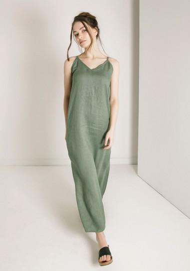 Linen dress Zoe