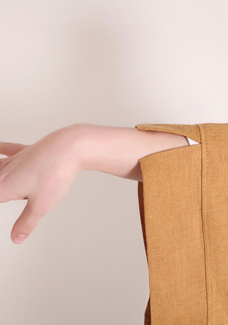 Linen cardigan Devonne 4