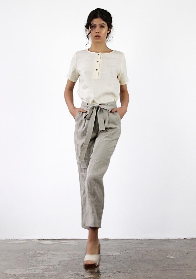 Linen pants Dakota 1