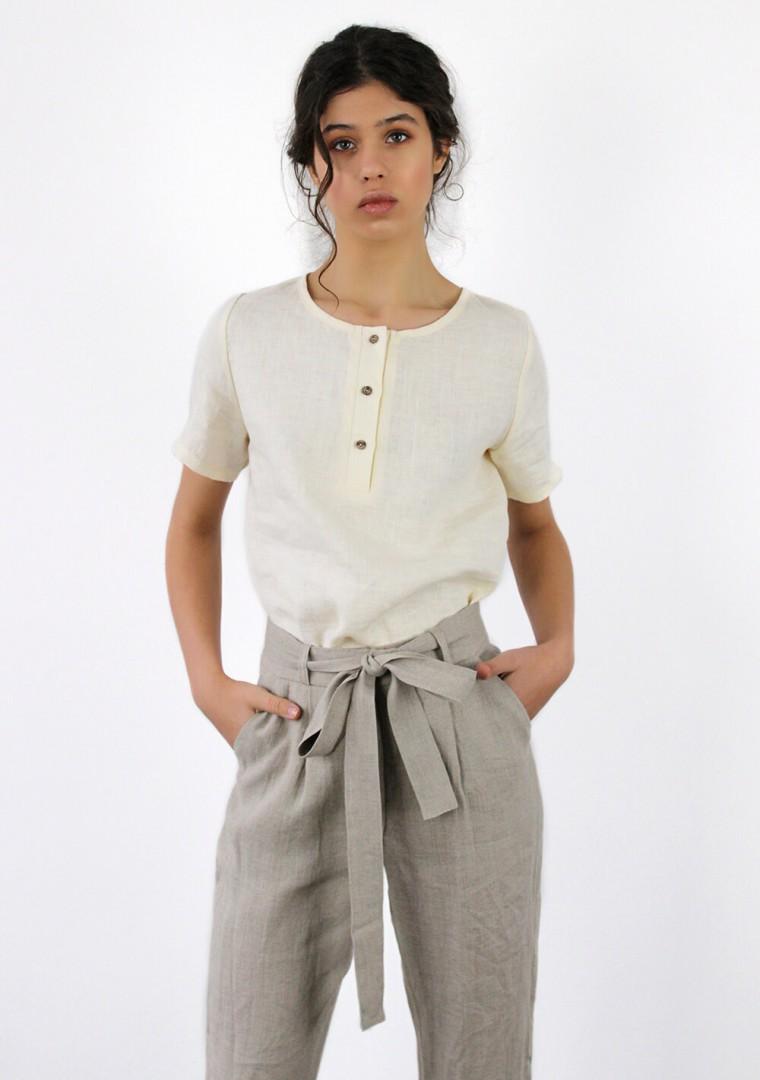 Linen pants Dakota 2
