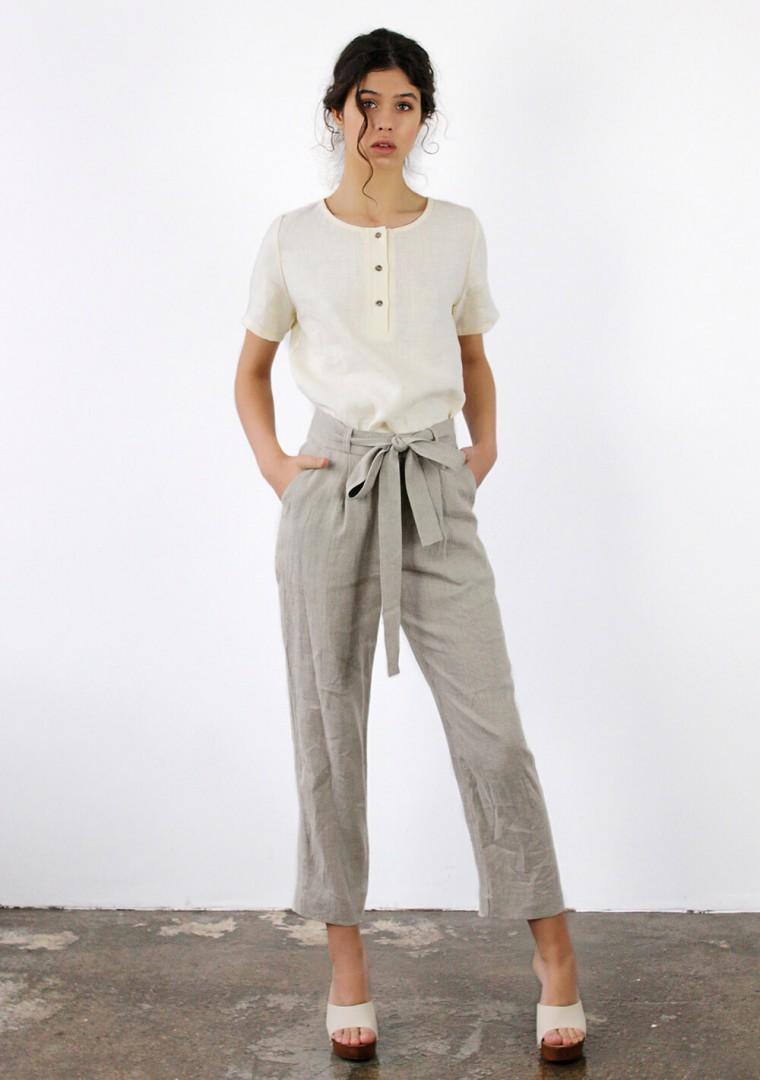 Linen pants Dakota 3
