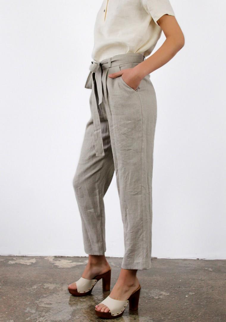 Linen pants Dakota 5