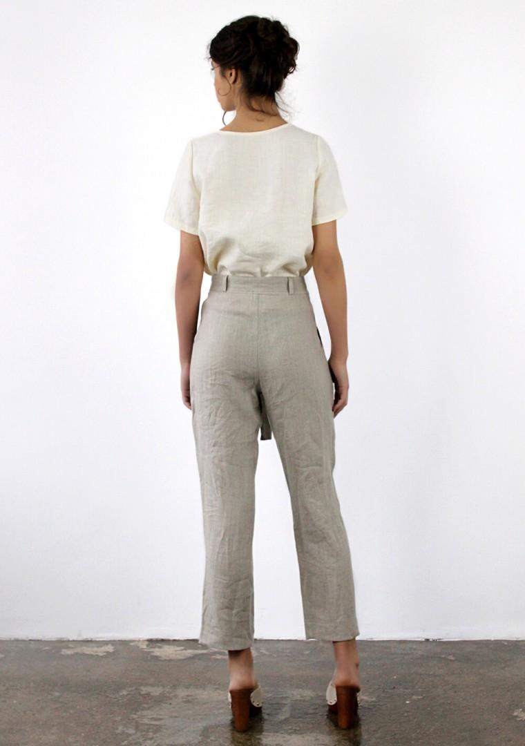 Linen pants Dakota 6