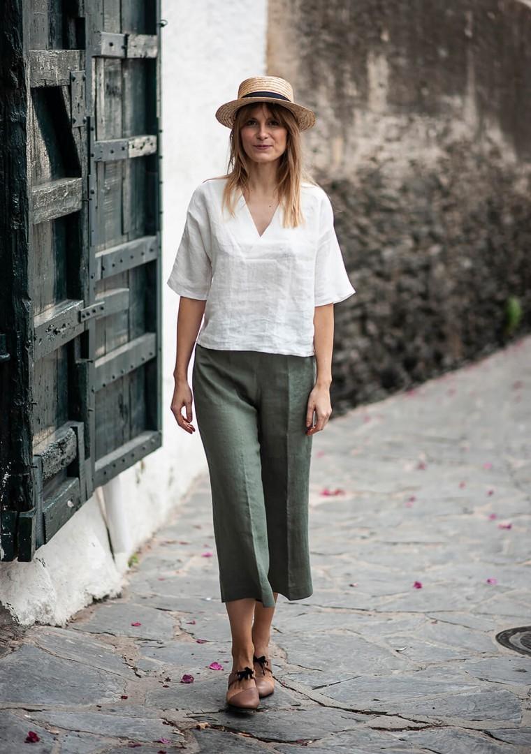 Linen pants Riley 5