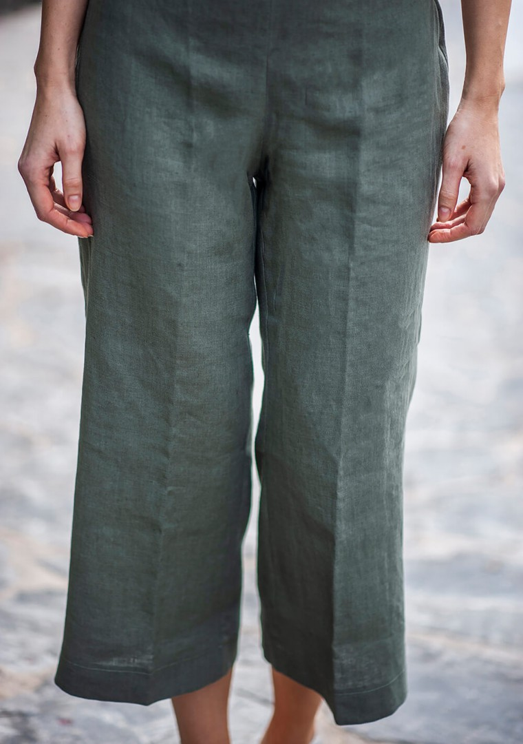 Linen pants Riley 4