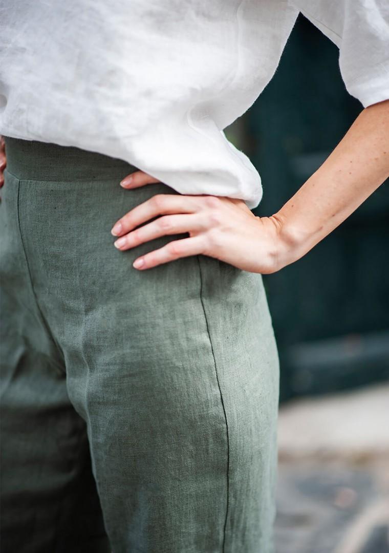 Linen pants Riley 7