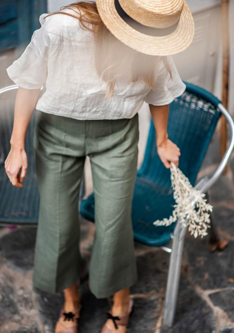 Linen pants Riley 2