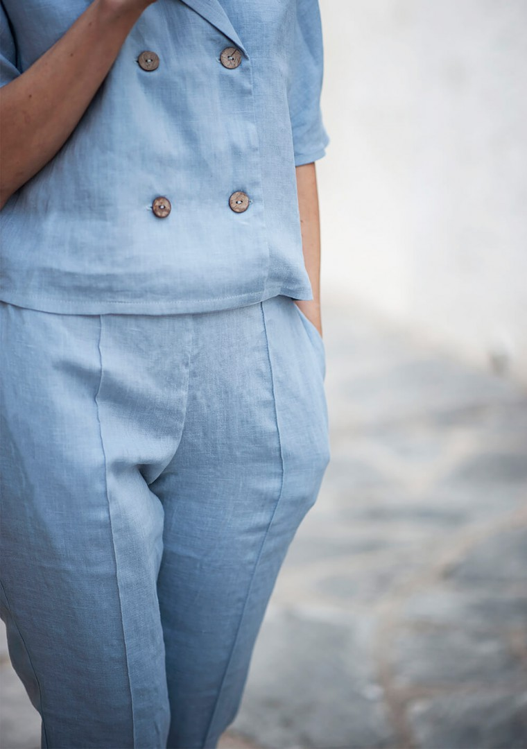 Linen pants Tori 2