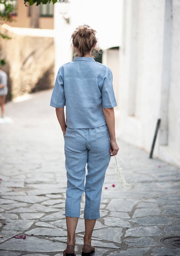 Linen pants Tori 6