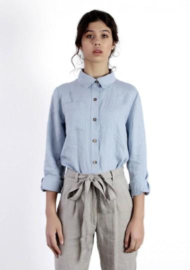 Linen shirt Iris