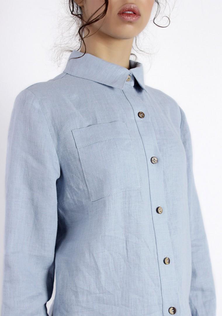 Linen shirt Iris 6
