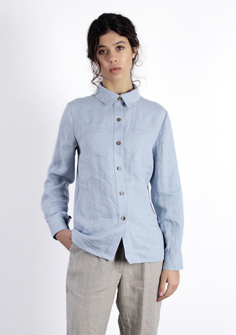 Linen shirt Iris 3